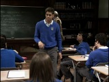 Черная лагуна / El internado / 1 сезон 2 серия