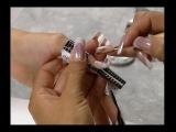 Наращивание ногтей акрил №3